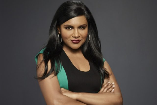 Mindy Kaling Before and After